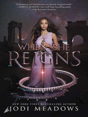 cover image of When She Reigns