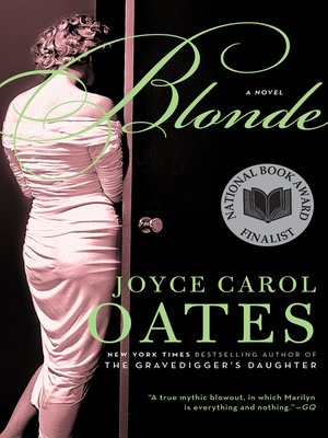 cover image of Blonde