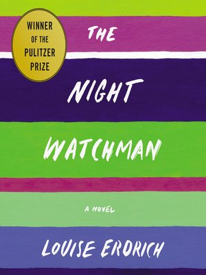 cover image of The Night Watchman