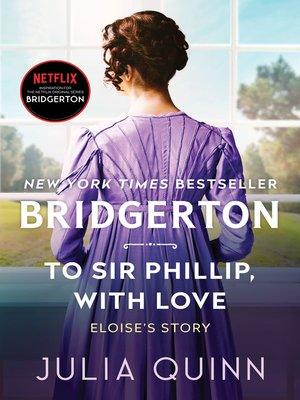 cover image of To Sir Phillip, with Love with 2nd Epilogue