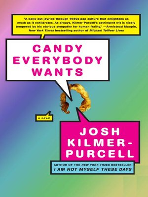 cover image of Candy Everybody Wants
