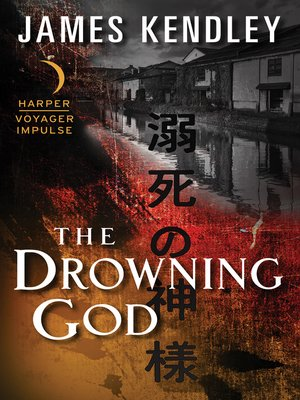 cover image of The Drowning God