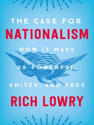 cover image of The Case for Nationalism