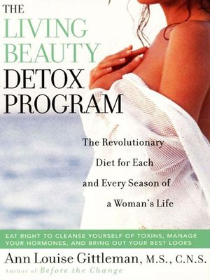 cover image of Living Beauty Detox Program
