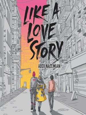 cover image of Like a Love Story