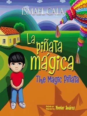 cover image of The Magic Pinata/Pinata mAgica