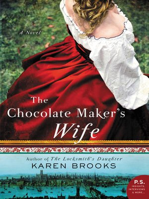 cover image of The Chocolate Maker's Wife
