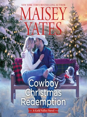cover image of Cowboy Christmas Redemption