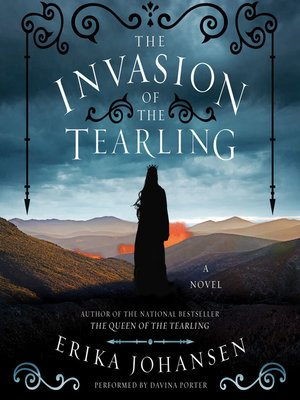 cover image of The Invasion of the Tearling