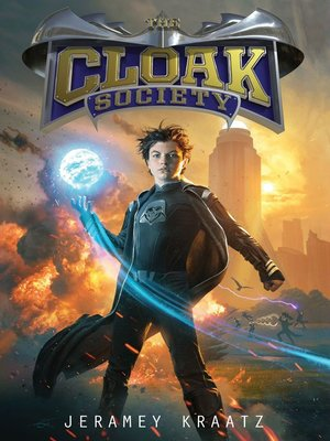cover image of The Cloak Society