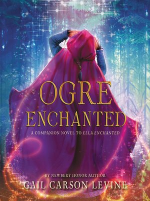 cover image of Ogre Enchanted