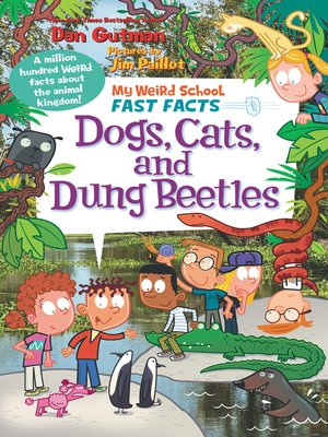 cover image of Dogs, Cats, and Dung Beetles