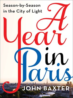 cover image of A Year in Paris