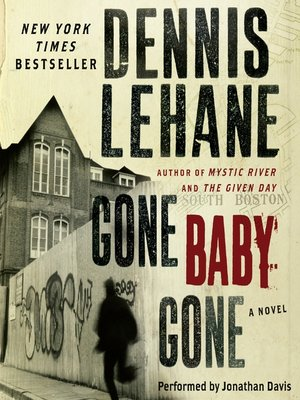 cover image of Gone, Baby, Gone