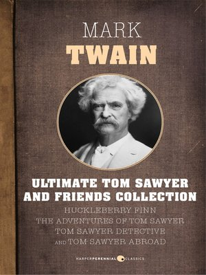 cover image of Ultimate Tom Sawyer and Friends Collection