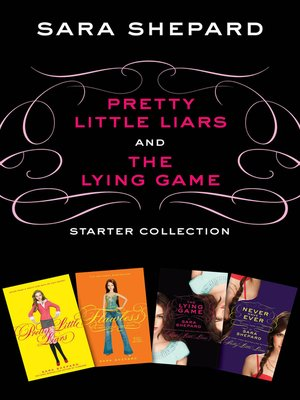 cover image of Pretty Little Liars and the Lying Game Starter Collection