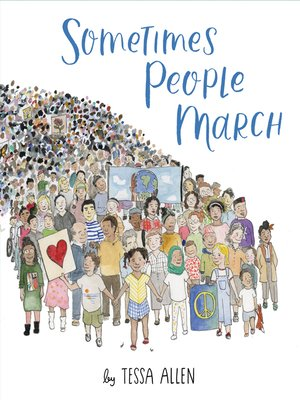 cover image of Sometimes People March