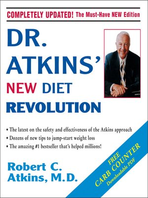 cover image of Dr. Atkins' New Diet Revolution