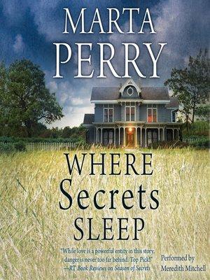 cover image of Where Secrets Sleep
