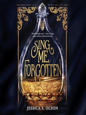 cover image of Sing Me Forgotten