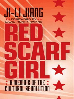 cover image of Red Scarf Girl
