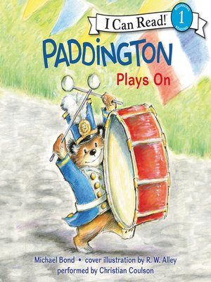 cover image of Paddington Plays On