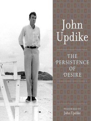 cover image of The Persistence of Desire