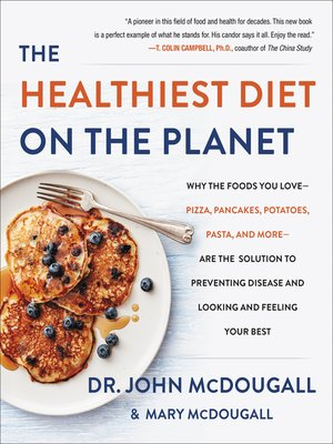 cover image of The Healthiest Diet on the Planet