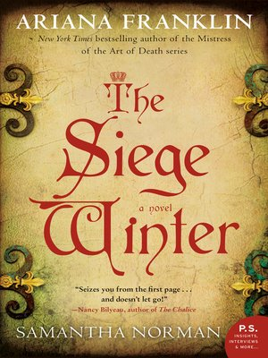 cover image of The Siege Winter