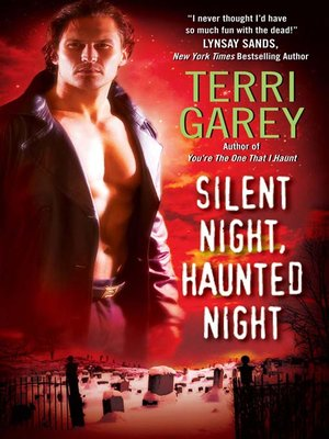 cover image of Silent Night, Haunted Night