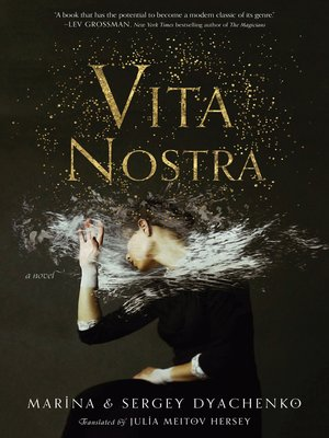 cover image of Vita Nostra