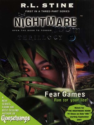 cover image of Fear Games