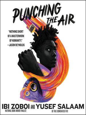 cover image of Punching the Air