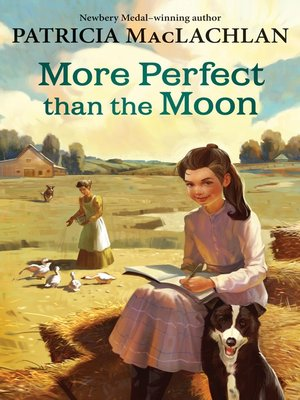 cover image of More Perfect than the Moon