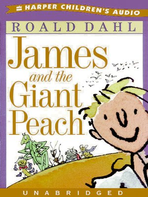 james and the giant peach audiobook free download