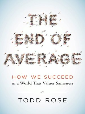 cover image of The End of Average