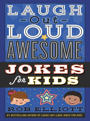 cover image of Laugh-Out-Loud Awesome Jokes for Kids
