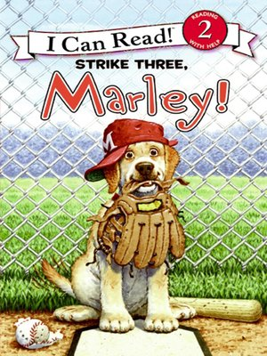 cover image of Strike Three, Marley!