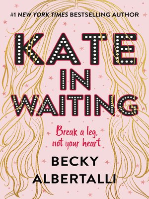 cover image of Kate in Waiting