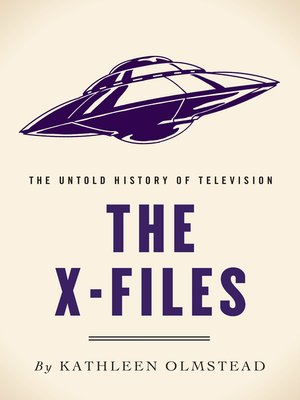 cover image of The X-Files