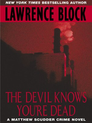 cover image of The Devil Knows You're Dead