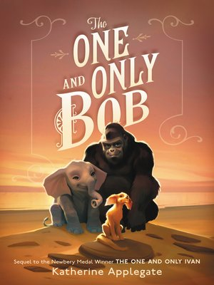 cover image of The One and Only Bob