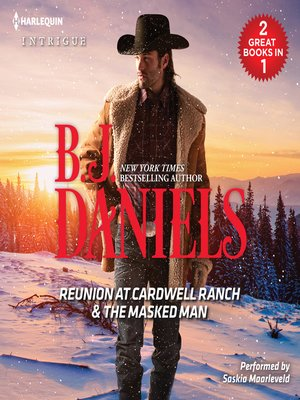 cover image of Reunion at Cardwell Ranch & the Masked Man