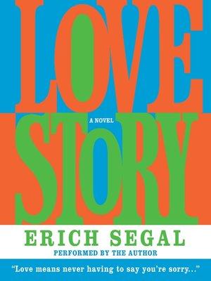 Love Story By Erich Segal Overdrive Rakuten Overdrive Ebooks