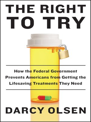 cover image of The Right to Try