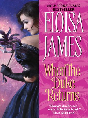 cover image of When the Duke Returns