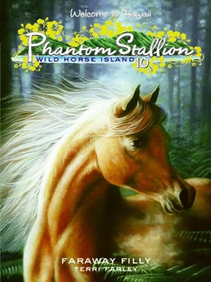 cover image of Faraway Filly