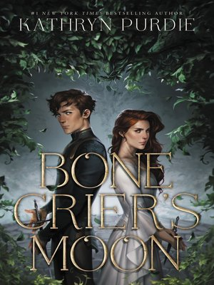 cover image of Bone Crier's Moon