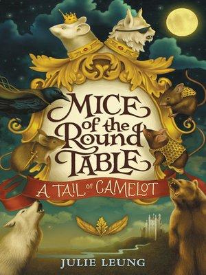 cover image of Mice of the Round Table #1