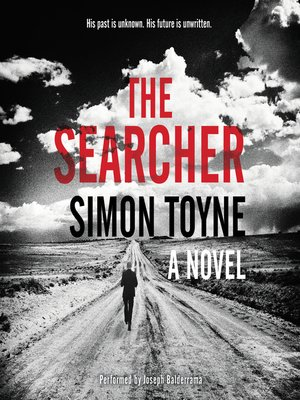 cover image of The Searcher